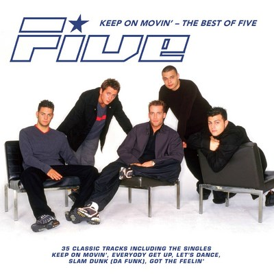 Keep On Movin': The Best of Five