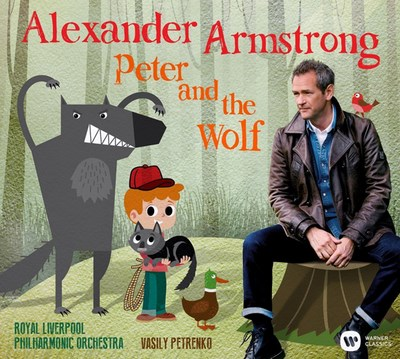 Prokofiev: Peter and the Wolf/...