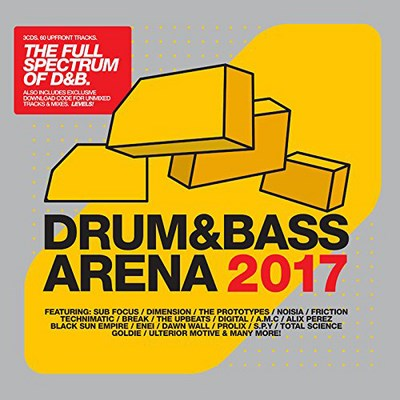 Drum & Bass Arena 2017