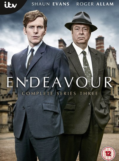 Endeavour: The Complete Third Series