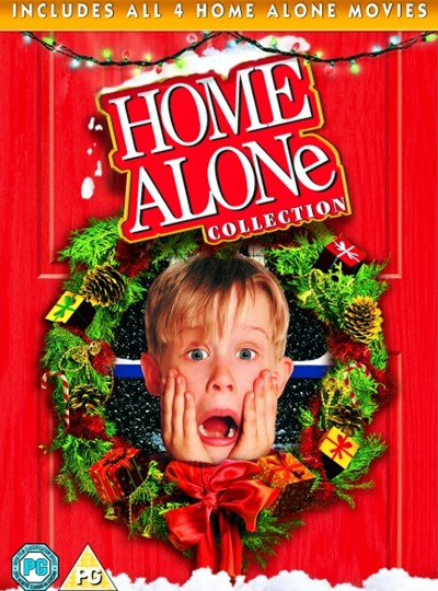 Home Alone: 1-4 Collection