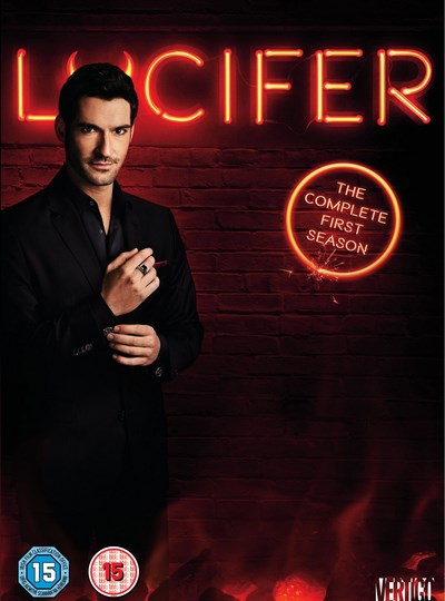 Lucifer: The Complete First Season