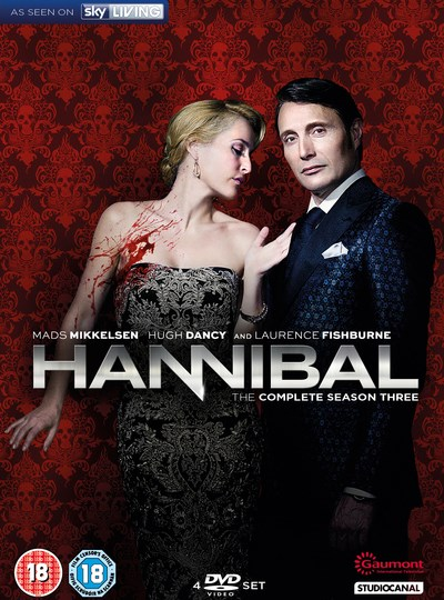 Hannibal: The Complete Season Three