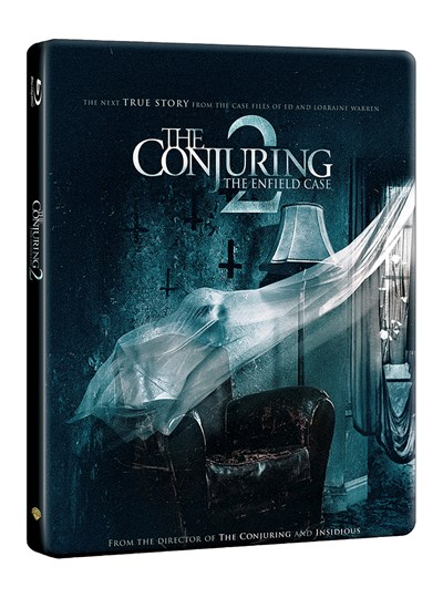 The Conjuring 2 (hmv Exclusive) Limited Edition Steelbook