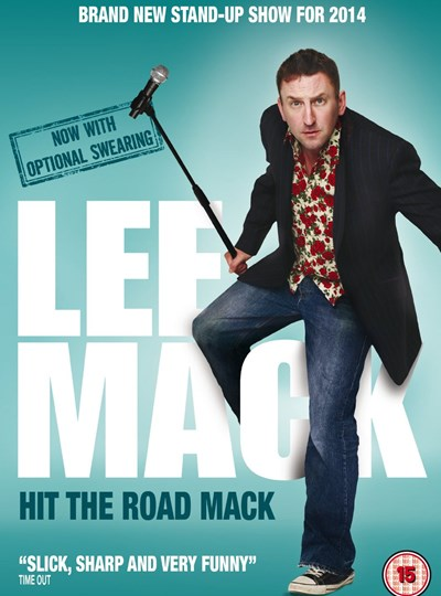 Lee Mack: Hit The Road