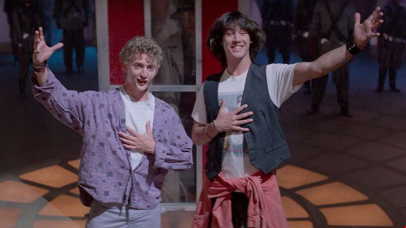Bill & Ted, Erased and more: the best Blu-ray & 4K reissues coming your way in January...