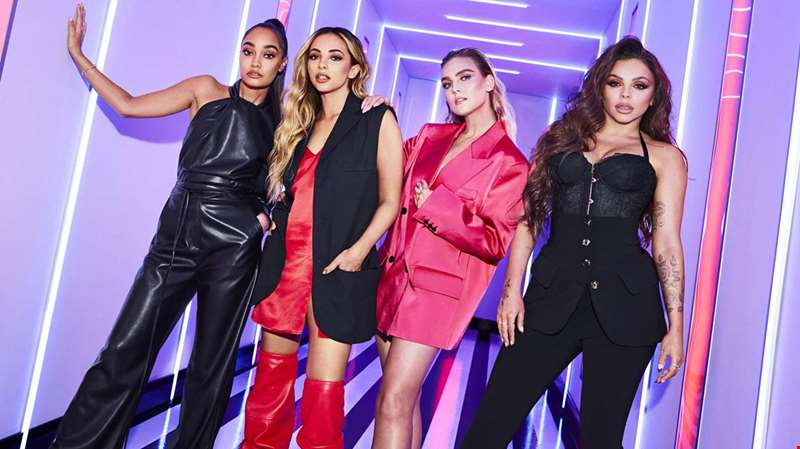 Little Mix return with new album, Confetti, read our full preview...