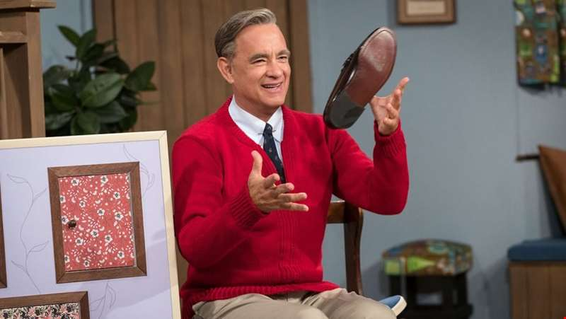 Tom Hanks stars in the heartwarming new trailer for A Beautiful Day in the Neighbourhood