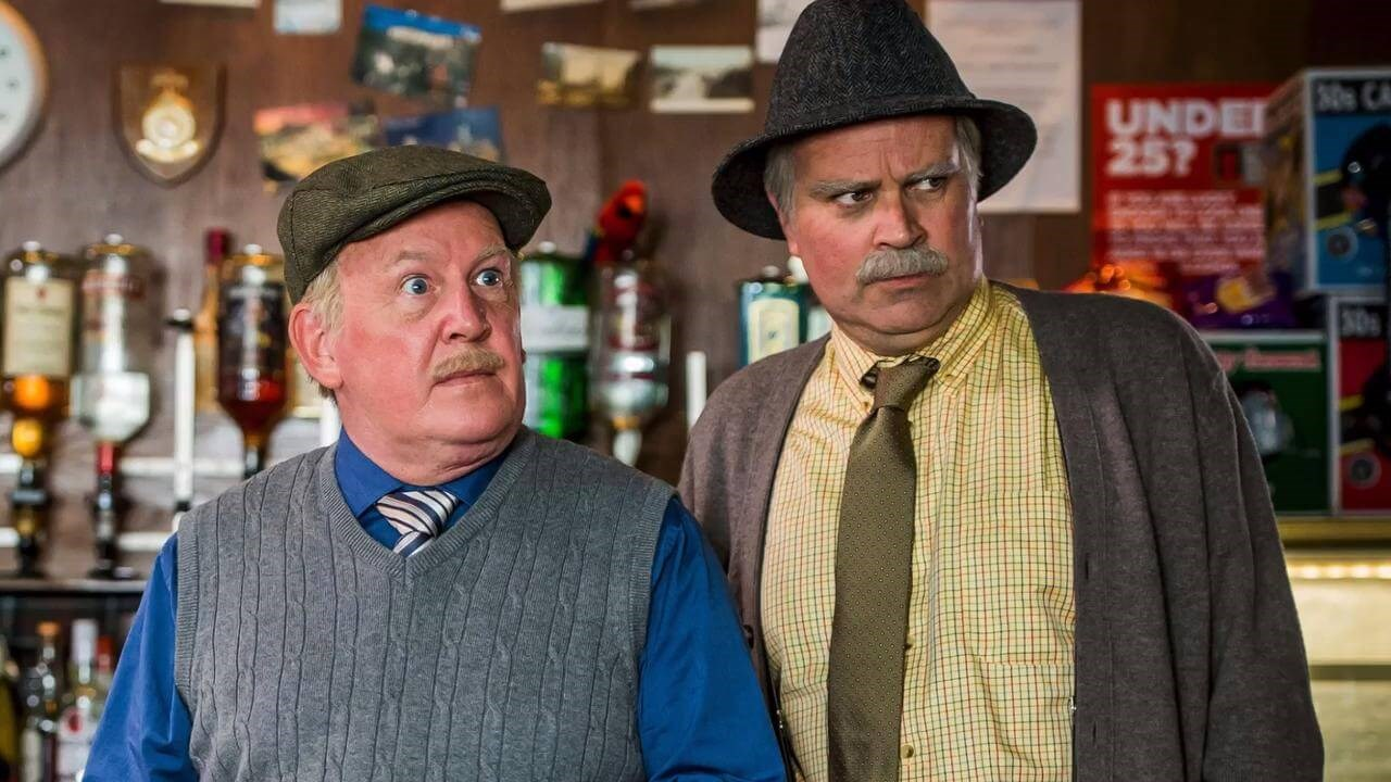Greg Hemphill talks about ending Still Game and his plans for the future