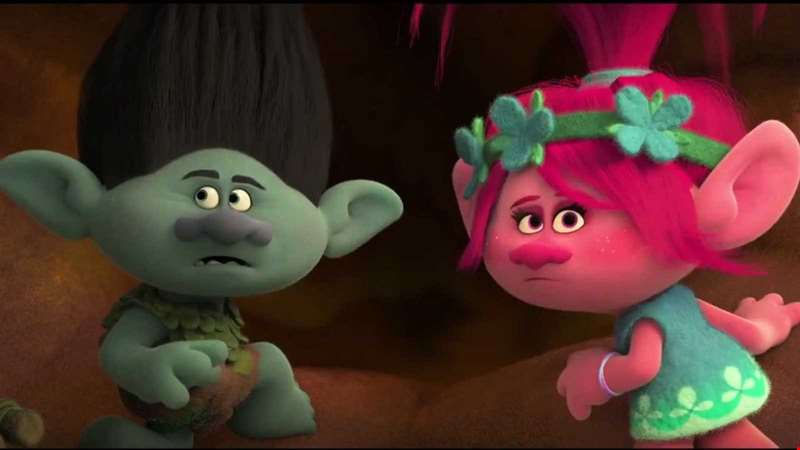 Sparkly first trailer for Trolls sequel Trolls World Tour unveiled