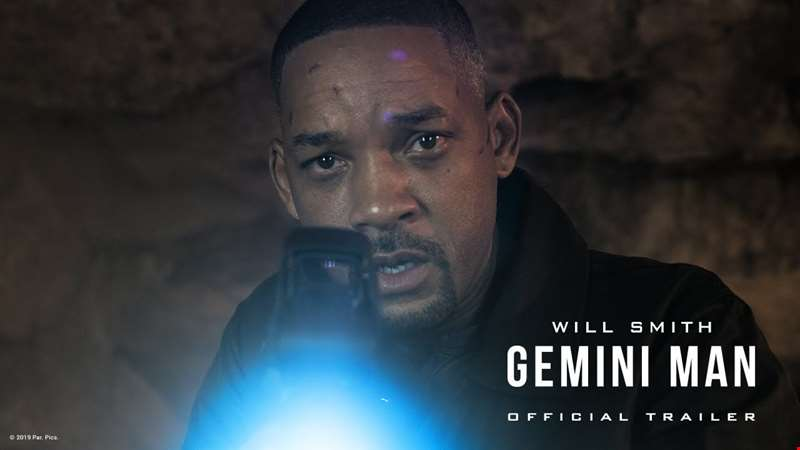 Will Smith battles himself in the fiery new trailer for Gemini Man