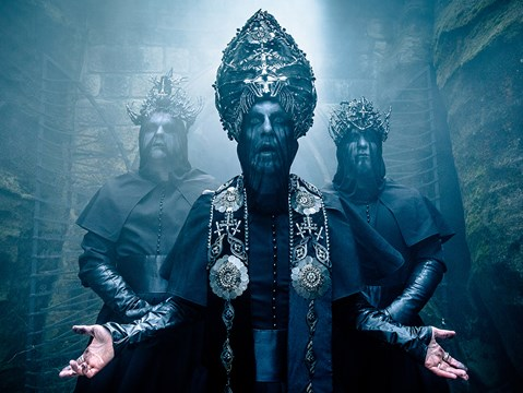 """With every record, I want to redefine myself and the band"" - Behemoth mainman Nergal talks new album I Loved You at Your Darkest"