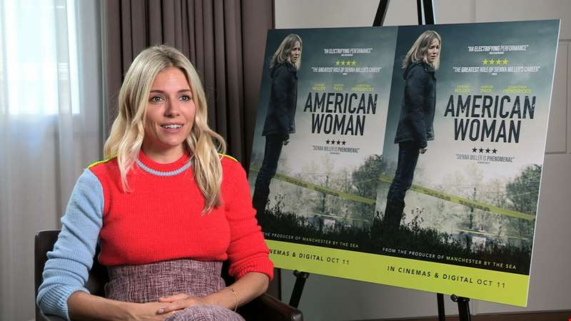 """I think women have this resilience and courage that's not often represented in film..."" - hmv.com talks to Sienna Miller"