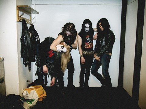 Blackhearted new trailer for Lords Of Chaos unveiled