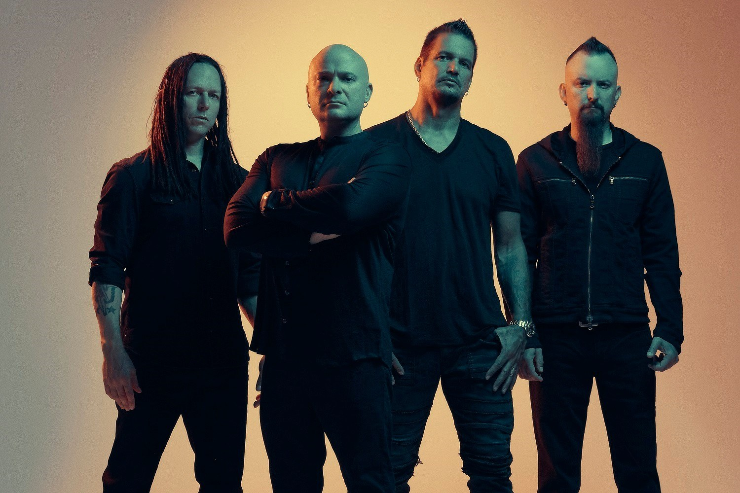 """It's a record about death, loss, hope, and rebellion"" - hmv.com talks to Disturbed"