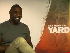 Idris Elba to face down a lion in new thriller, Beast