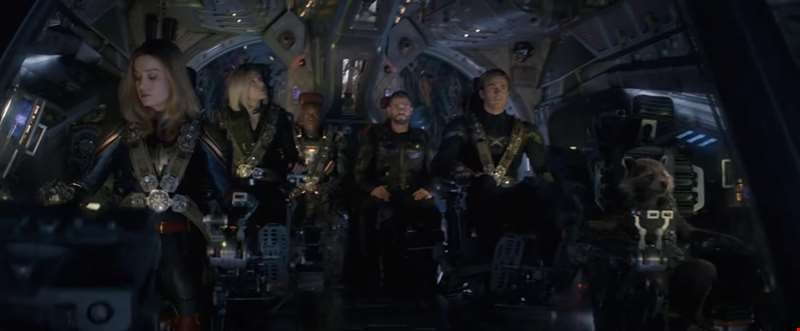 First full clip for Avengers: Endgame debuts online