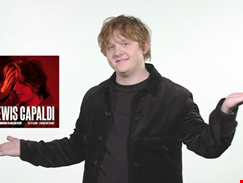 Lewis Capaldi is named hmv Artist of the Year 2019