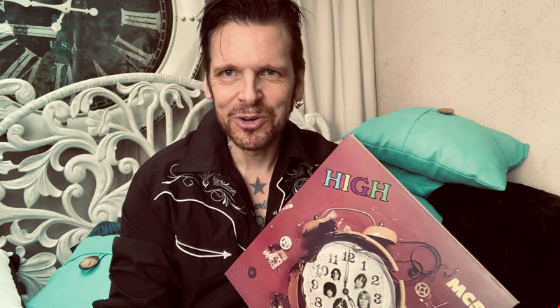 Ricky Warwick shares his favourite records with us