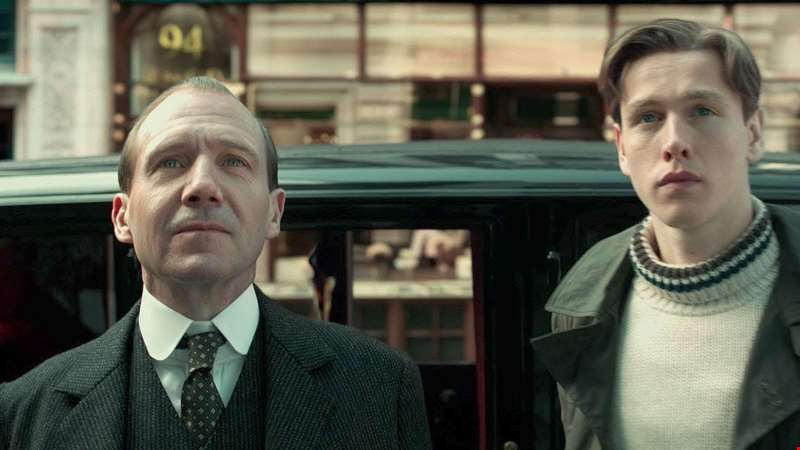 Powerful new trailer for Kingsman prequel The King's Man debuts online