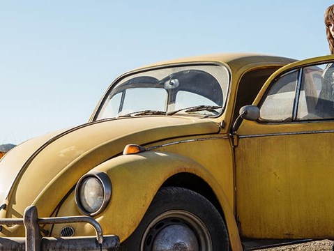 Spectacular new trailer for Transformers spin-off Bumblebee drops online
