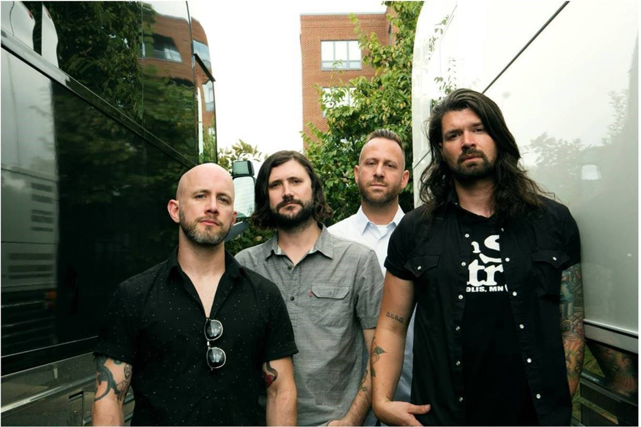 """It's not a trip down memory lane, it's a celebration of everything we've accomplished…"" - hmv.com talks to Taking Back Sunday"