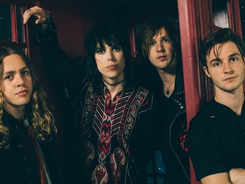 """We've been through every rock and roll cliche and we've stuck it out..."" - The Struts talk new album Young and Dangerous"