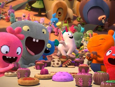 Kelly Clarkson, Pitbull, Charli XCX voice the day-glo new trailer for UglyDolls