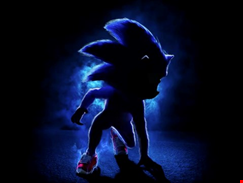 Sparky first trailer for Sonic The Hedgehog Movie debuts online