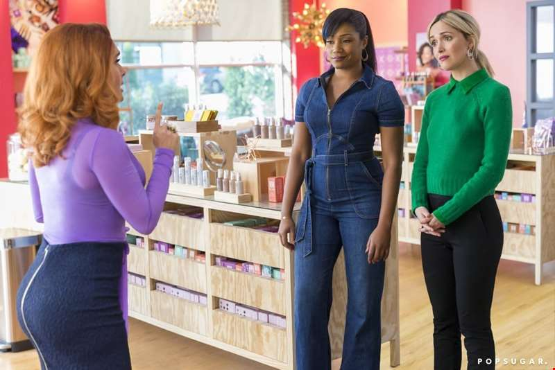 Rose Byrne and Tiffany Haddish lead the slapstick first trailer for Like A Boss