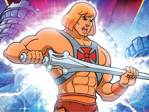 Kevin Smith developing new He-Man animated series