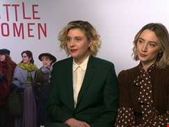 Greta Gerwig and Saoirse Ronan open up about their radical new take on Little Women...