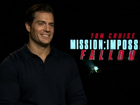 """It always gets grander and bigger somehow..."" - hmv.com talks to the cast of Mission Impossible: Fallout"