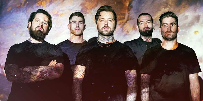 """I've been very unwell and I needed to talk about that"" - Bury Tomorrow's Dani Winter-Bates talks baring his soul on new album Cannibal"