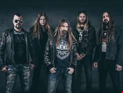 Metallers Sabaton talk their new album The Great War and becoming TV historians...