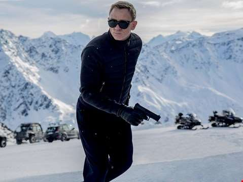 Daniel Craig and Rami Malek 'struggling to film together' after delays to filming on new James Bond movie