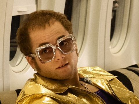 Taron Egerton is Elton John in new preview for Rocketman