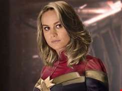 Stunning first trailer for Captain Marvel debuts online