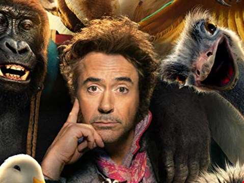 Robert Downey Jr stars in the wondrous first trailer for Dolittle