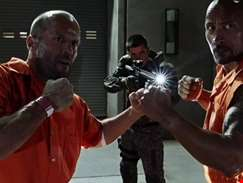 High-octane new trailer for Fast and Furious spin-off Hobbs and Shaw debuts online