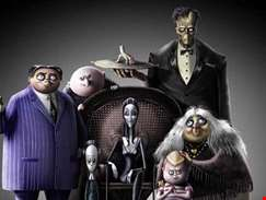 Charlize Theron and Oscar Isaac voice the first trailer for the new take on The Addams Family