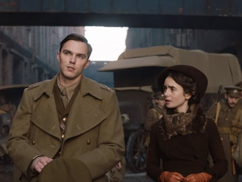 Nicholas Hoult leads the powerful full trailer for JRR Tolkien biopic Tolkien