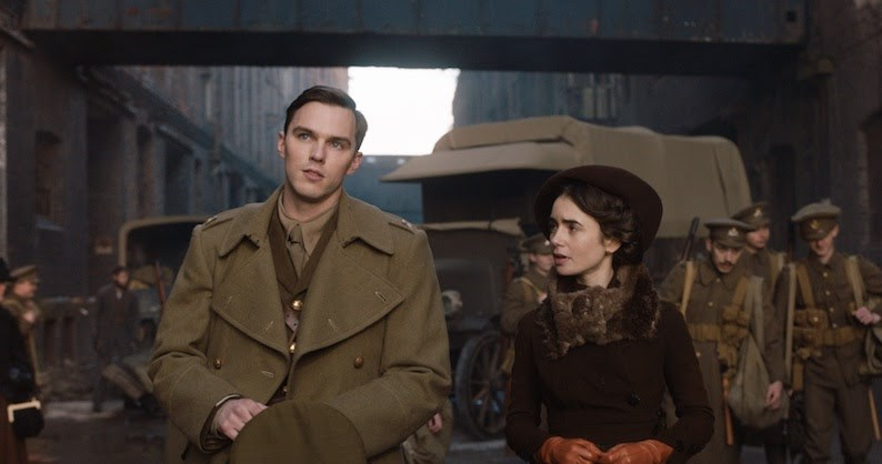 Nicholas Hoult is JRR Tolkien in the first trailer for Tolkien