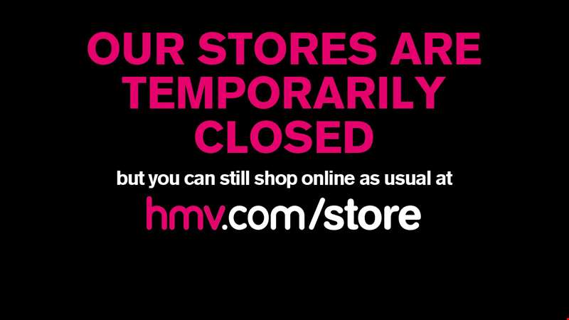 An update from hmv...