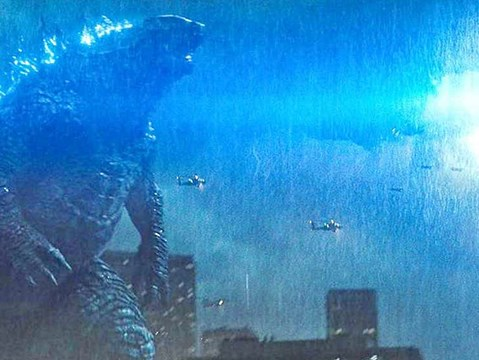 Godzilla vs Kong release date brought forward