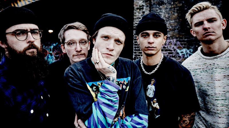 """We know we can write bangers, but we wanted something different this time…"" - Neck Deep open up about changing tack on new album All Distortions Are Intentional"
