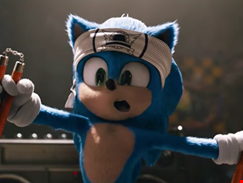 New Sonic The Hedgehog trailer makes its debut online