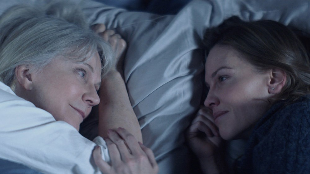 Hilary Swank and Michael Shannon star in the heartbreaking first trailer for What They Had