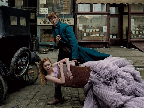 Filming on Fantastic Beasts 3 delayed until late 2019