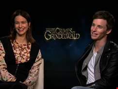 """When we get the script, it's like reading a new Harry Potter book..."" - hmv.com talks to the cast of Fantastic Beasts: The Crimes of Grindelwald"